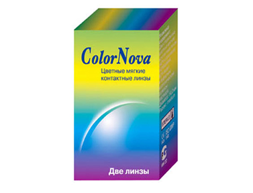 ColorNova Disco светятся